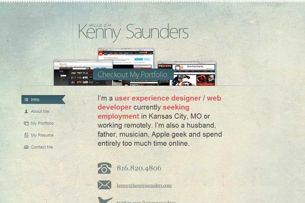 Kenny Saunders