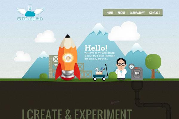 Web Design Lab