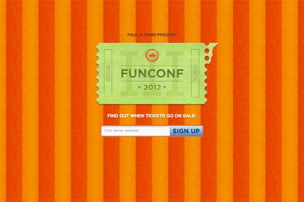 Funconf III • 2012