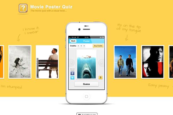 Movie Poster Quiz App