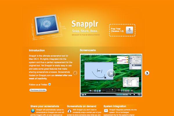 Snapplr