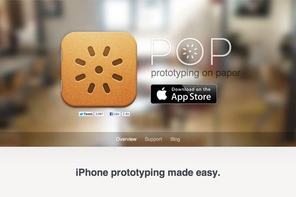 POP App