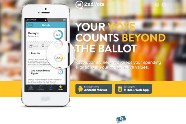 2nd Vote